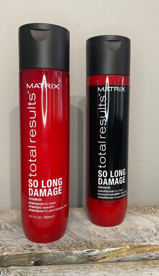 Shampoo £9.95 | Conditioner £9.95
